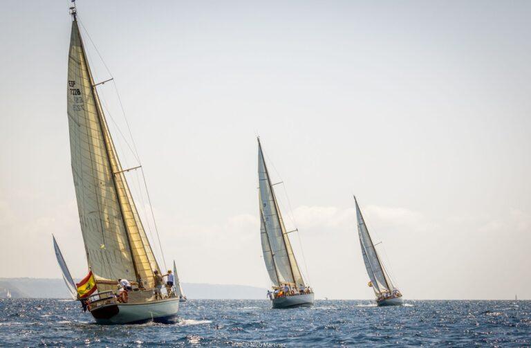 V Regata Clásicos Club de Mar Vela Clásica Mallorca